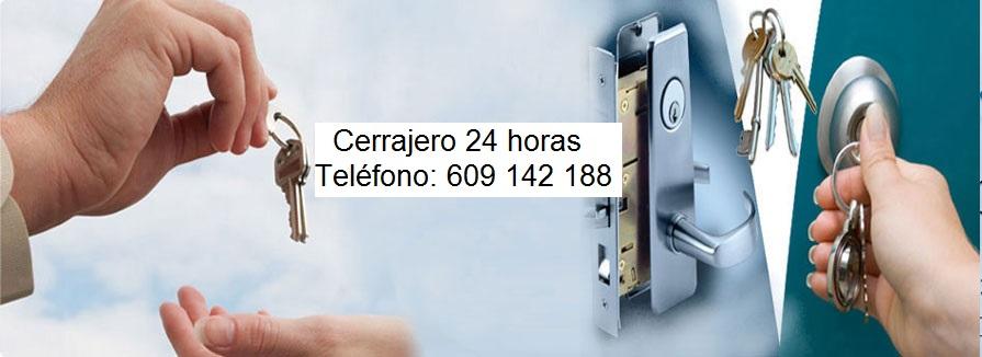 Cerrajero 24 horas León